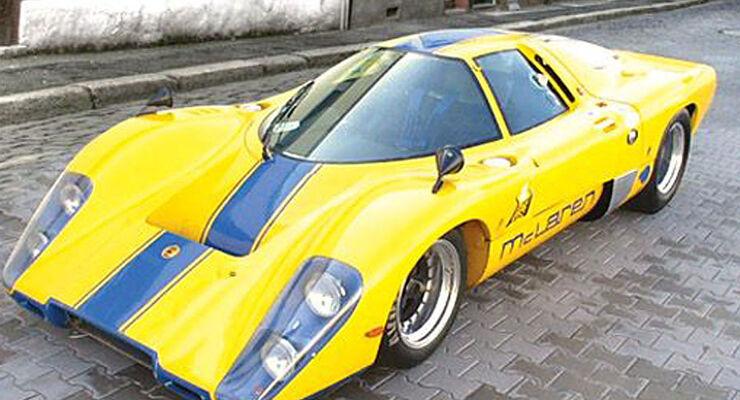 McLaren M6 B GT