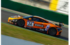 McLaren MP4-12C GT3, Seitenansicht