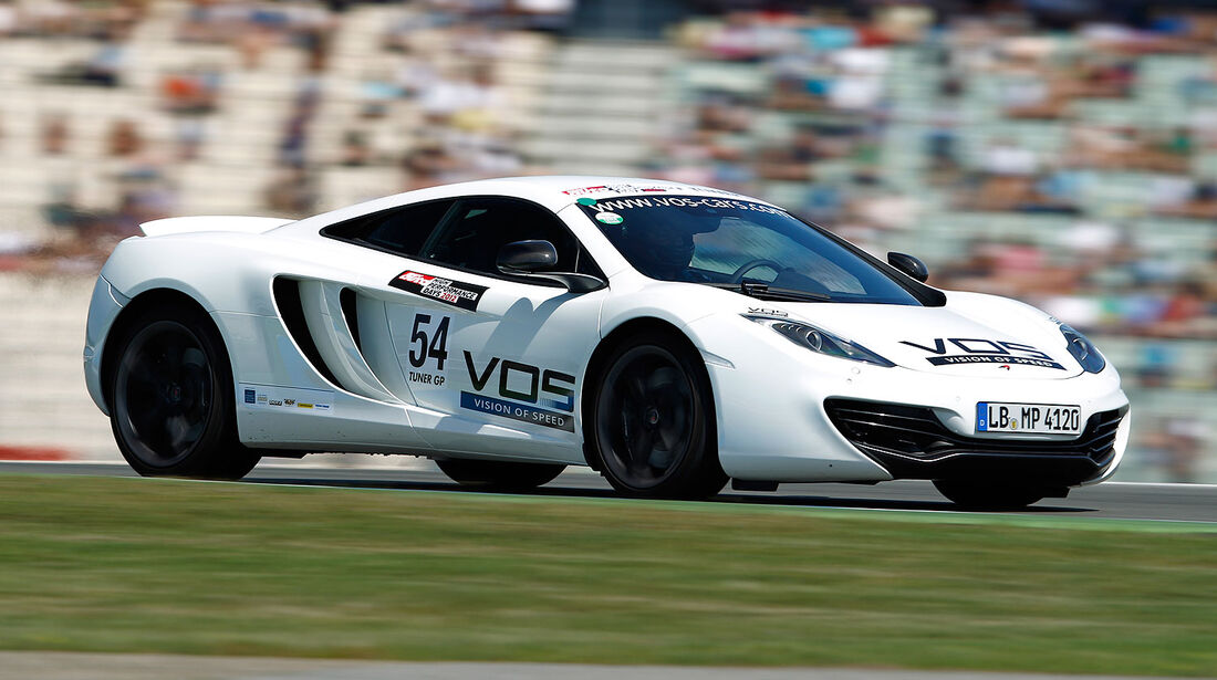 McLaren MP4-12C, TunerGP 2012, High Performance Days 2012, Hockenheimring