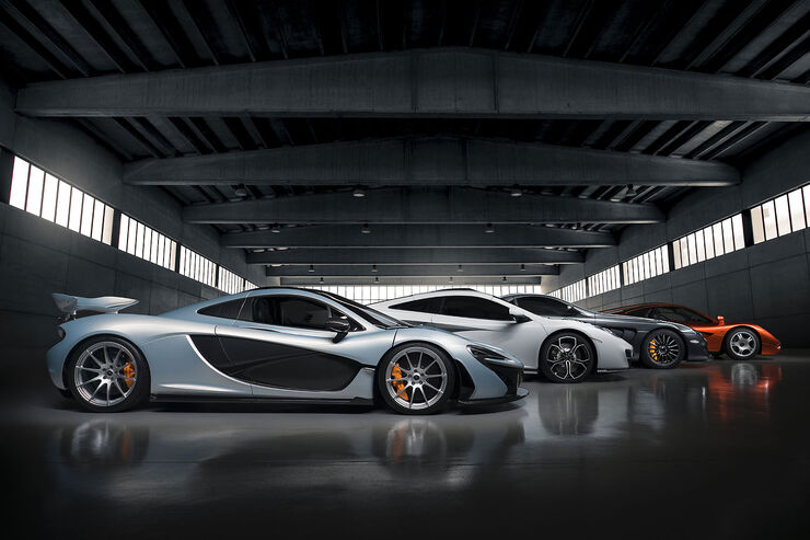 McLaren MSO Defined