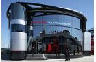 McLaren Motorhome GP Türkei 2011