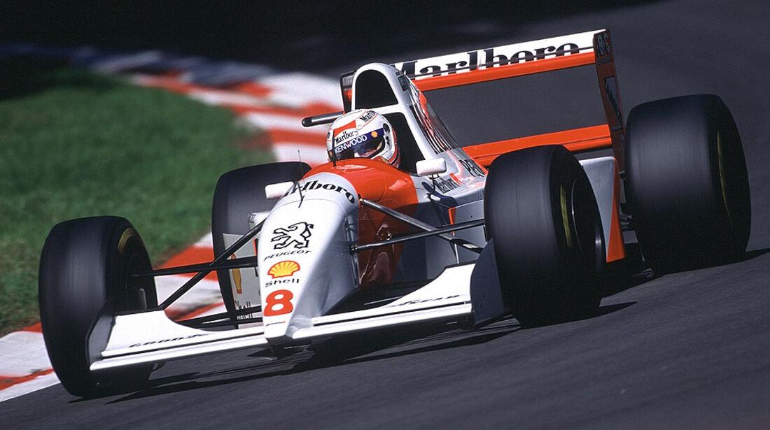 McLaren-Peugeot MP4-9