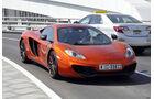 McLaren - Scheichautos - Formel 1 - GP Abu Dhabi - 03. November 2013