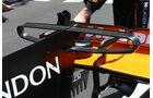 McLaren - T-Flügel - F1-Technik - GP Monaco 2017
