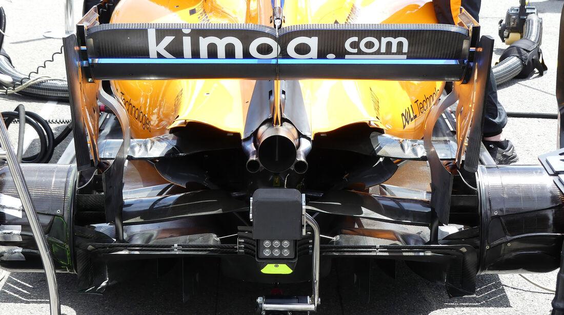 McLaren - Technik - GP Kanada 2018