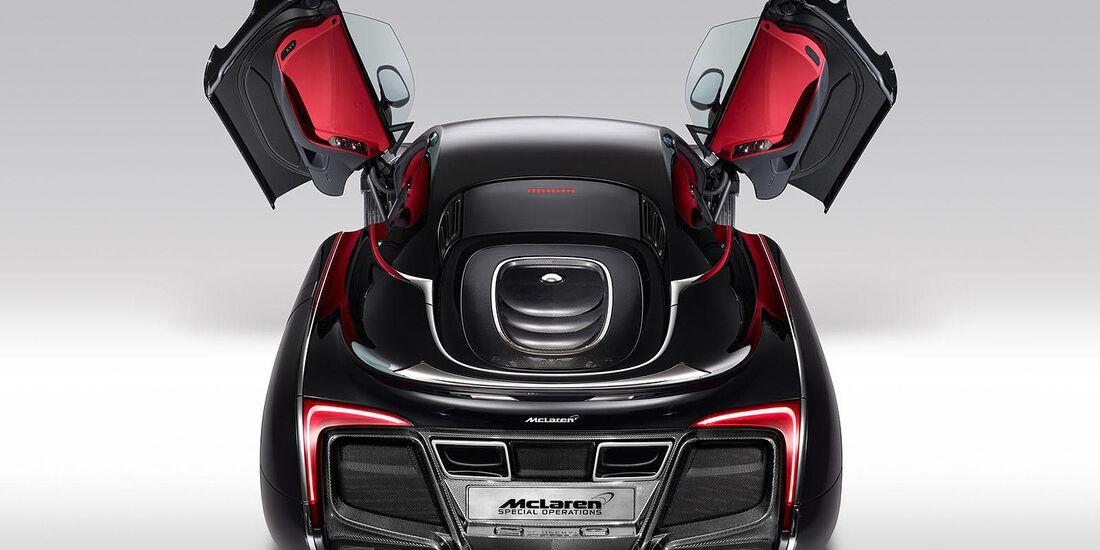 McLaren X1 Concept