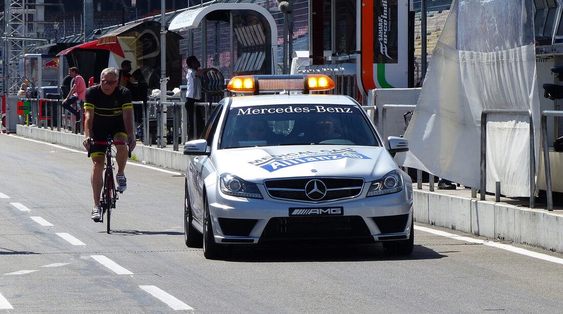 Medical-Car - Formel 1 - GP Deutschland - Hockenheim - 17. Juli 2014