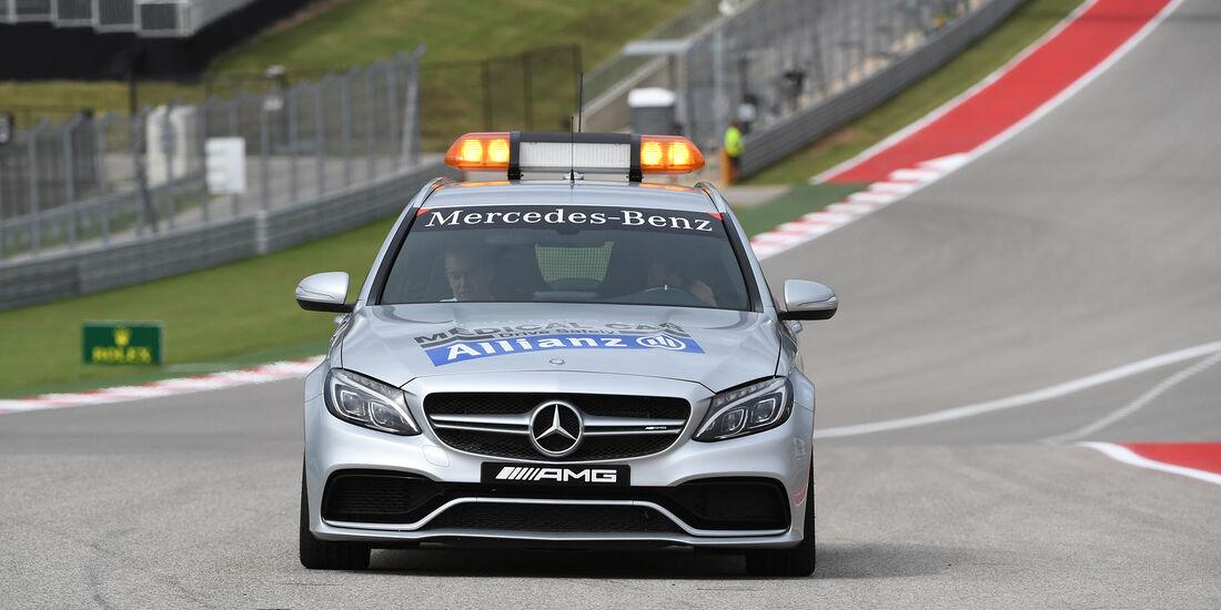 Medical-Car - Formel 1 - GP USA - Austin - 20. Oktober 2016