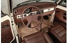 Memminger- VW Käfer, Cockpit, Lenkrad, Detail