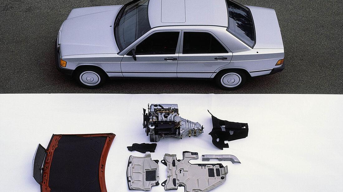 Mercedes 190 D W 201