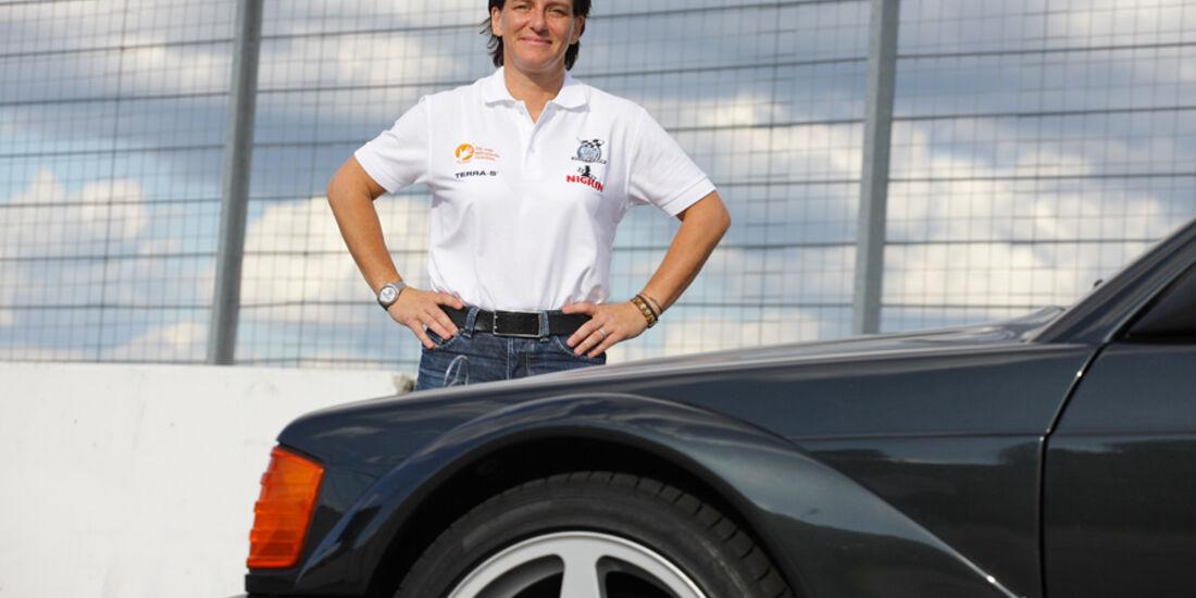 Mercedes 190 E 2.5-16 EVO II, Ellen Lohr