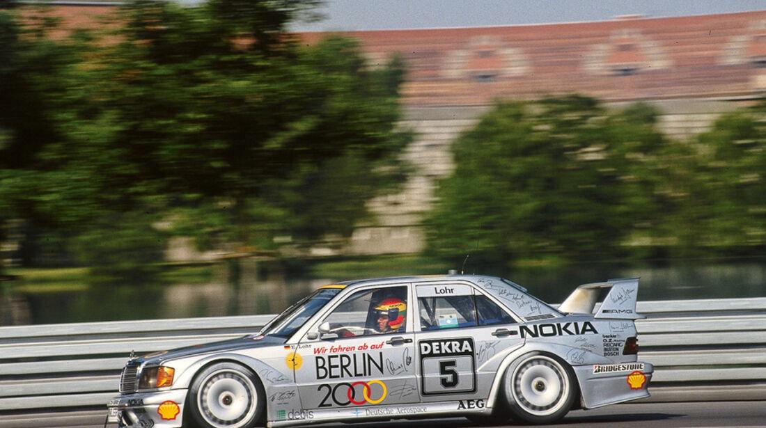 Mercedes 190 E 2.5-16, Ellen Lohr