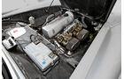 Mercedes 190 SLR, Motor