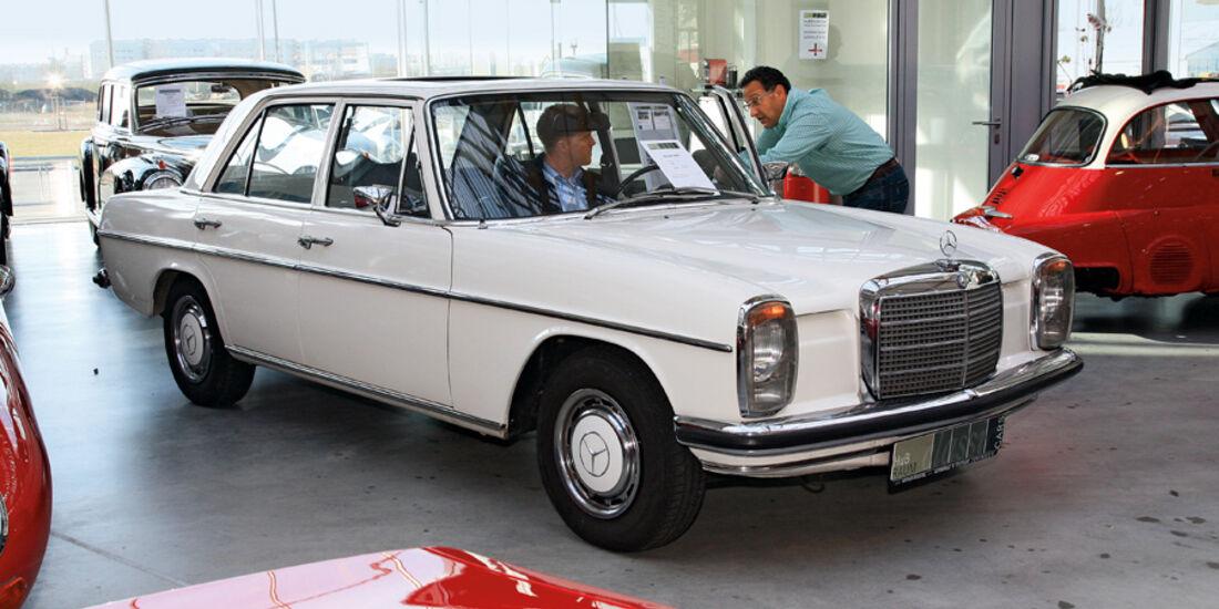 Mercedes 200/8