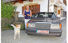 Mercedes 230 CE, Besitzer, Impression