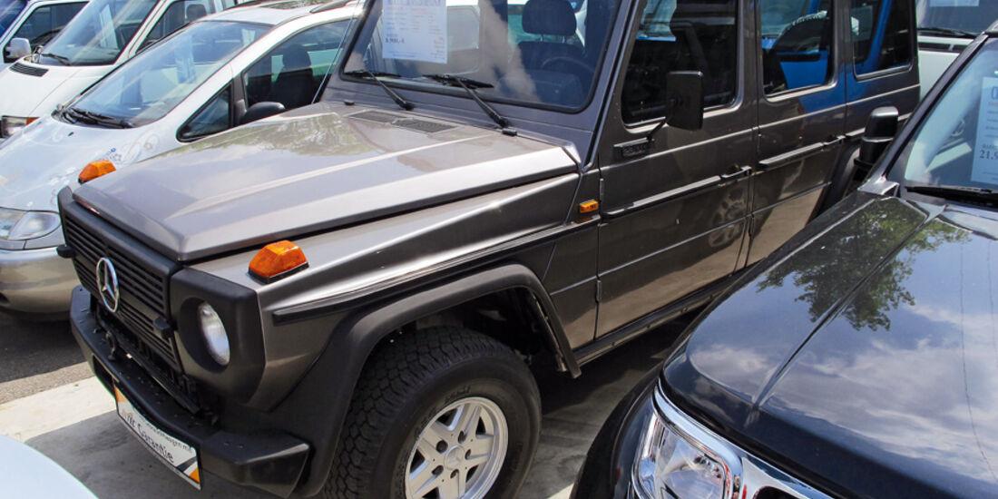 Mercedes 230 GE