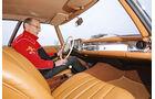 Mercedes 280 SL, Sitze