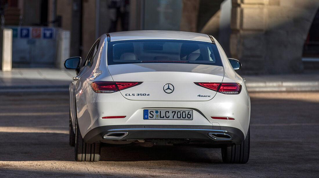 Mercedes 350 d 4Matic