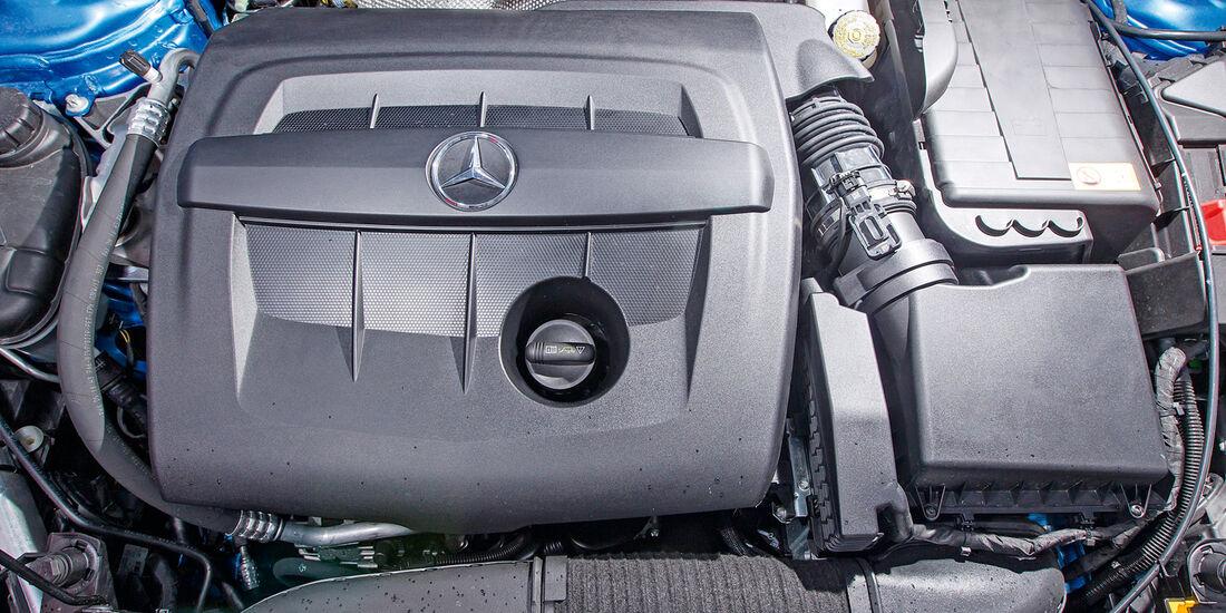 Mercedes A 180 CDI, Motor