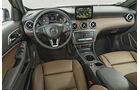 Mercedes A 200, Interieur