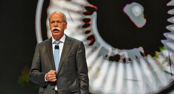 Weniger Gewinn erwartet: Daimlers Gewinnwarnung schickt Aktie auf Fünfjahrestief