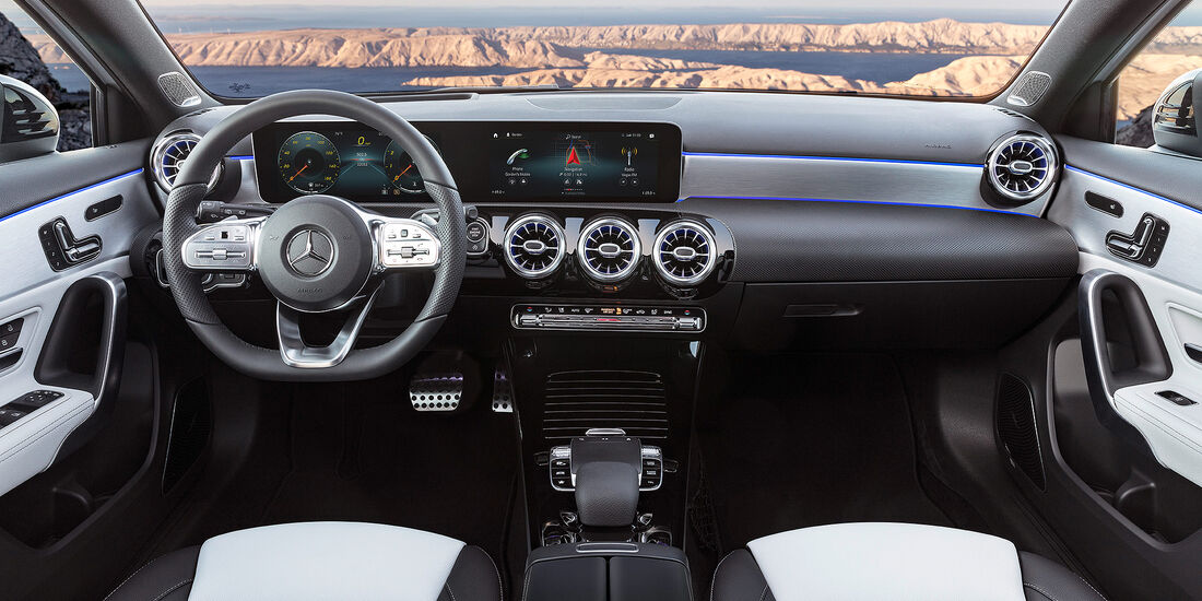 Mercedes A-Klasse 2018 W184