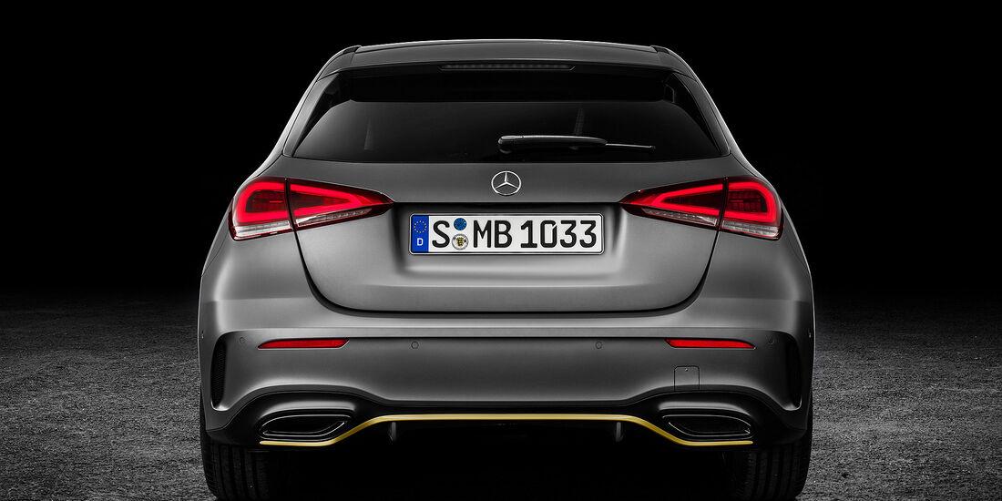 Mercedes A-Klasse 2018 W203