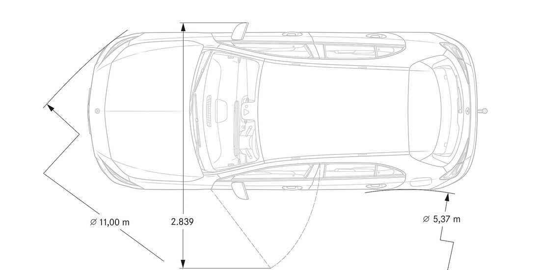 Mercedes A-Klasse 2018 W229