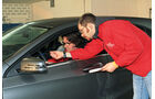 Mercedes A-Klasse, Einparktest