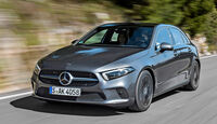 Mercedes A-Klasse W177 (2018) Fahrbericht