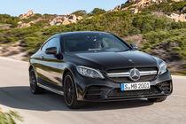 Mercedes-AMG C43 4Matic Coupe C205 (2018)