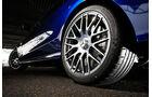 Mercedes-AMG C63, Rad, Felge