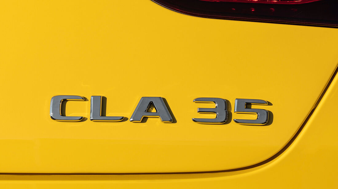 Mercedes-AMG CLA 35 4MATIC
