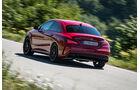 Mercedes-AMG CLA 45 Coupé - Vierzylinder-Turbo - Test