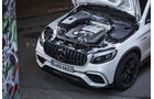 Mercedes-AMG GLC 63 S Coupe?, Motor