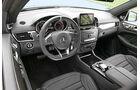 Mercedes-AMG GLE 63 S, Cockpit