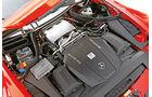 Mercedes-AMG GT, Motor