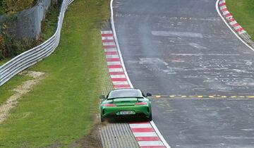 Mercedes-AMG GT R, Heckansicht