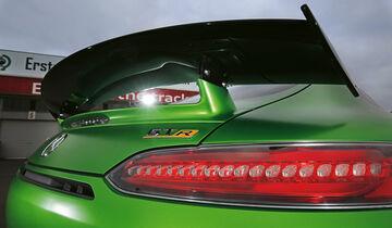 Mercedes-AMG GT R, Heckflügel