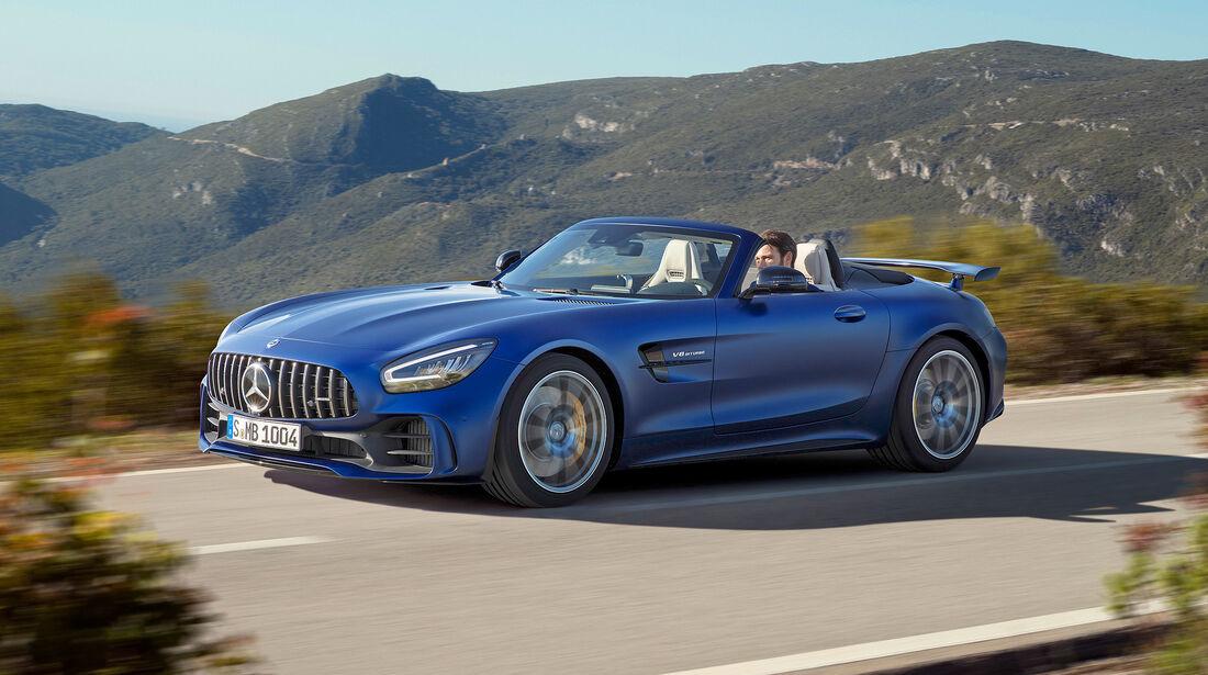 Mercedes-AMG GT R Roadster - Serie - Cabrios ueber 150000 Euro - sport auto Award 2019