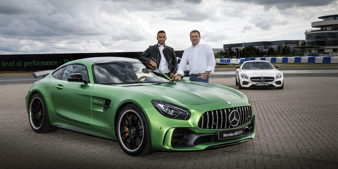 Mercedes Amg Gt R Alles Zum 585 Ps Extrem Sportwagen Auto Motor