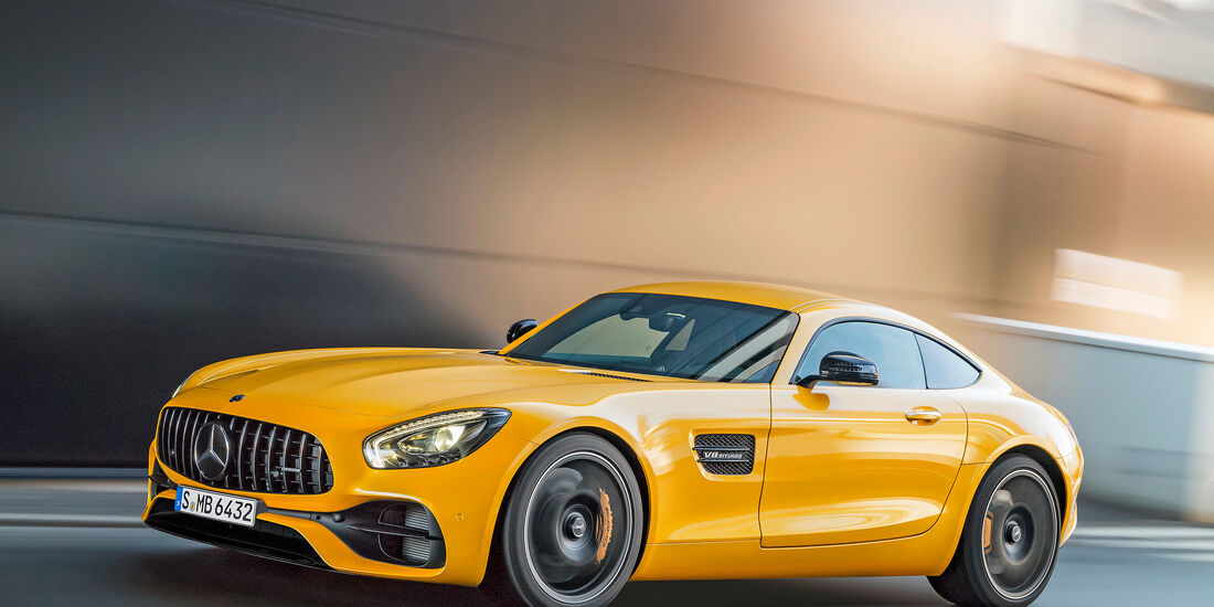 Mercedes-AMG GT S - Serie - Coupes bis 150000 Euro - sport auto Award 2019