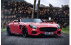Mercedes-AMG GT Speedster - Fantasie-Auto