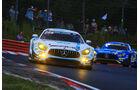 Mercedes AMG GT3 - Startnummer #1 - 24h-Rennen Nürburgring 2017 - Nordschleife - Samstag - 27.5.2017