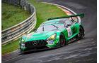 Mercedes-AMG GT3 - Startnummer #16 - Mercedes-AMG Team Black Falcon - SP9 Pro - VLN 2019 - Langstreckenmeisterschaft - Nürburgring - Nordschleife