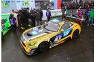Mercedes-AMG GT3 - Startnummer #4 - 24h-Rennen Nürburgring 2018 - Nordschleife - 13.5.2018