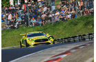 Mercedes-AMG GT3 - Startnummer #48 - 24h-Rennen Nürburgring 2018 - Nordschleife - Samstag 12.5.2018