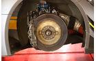 Mercedes-AMG GT3, Tracktest, Bremse