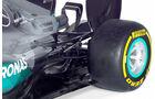 Mercedes AMG W07 - F1 2016