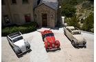 Mercedes-Benz 130, Mercedes-Benz 150 Sportroadster, Mercedes-Benz 170 H